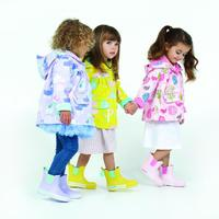 Penny Scallan: Raincoat - Loopy Llama (Size 5-6)