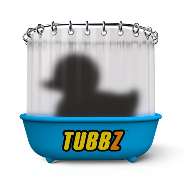 """Tubbz: Borderlands - 3"""" Cosplay Duck (Mordecai)"""