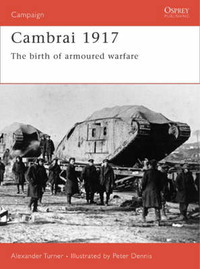Cambrai 1917 by Alexander Turner