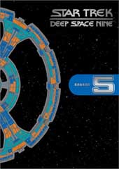 Star Trek Deep Space Nine Season 5 Box Set on DVD