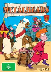Metal Heads V4 on DVD