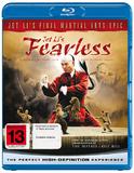 Fearless on Blu-ray