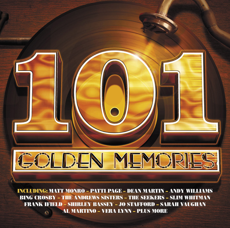 101 Golden Memories by Various image