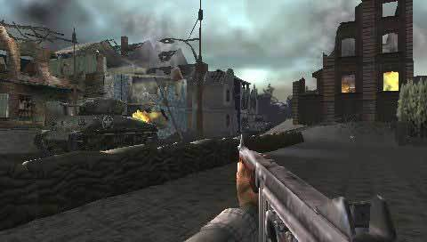Call of Duty 3 Roads to Victory for PSP image