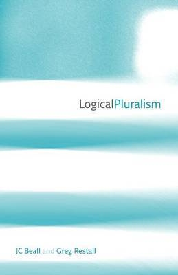 Logical Pluralism by J.C. Beall image