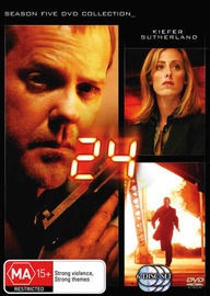 24 - Season 5 on DVD