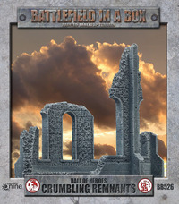 Battlefield in a Box - Hall Of Heroes: Crumbling Remnants