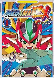 Mega Man ZX Volume 1 by Shin Ogino