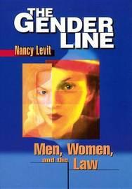The Gender Line by Nancy Levit