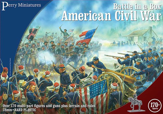 American Civil War Battle Set (1861-1865)