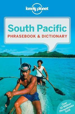 Lonely Planet South Pacific Phrasebook & Dictionary by Lonely Planet image