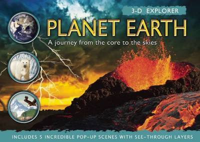 3-D Explorer: Planet Earth by Jen Green image