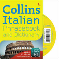 Italian Phrasebook and Dictionary CD Pack image