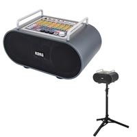 Korg Stageman 80 portable PA w/Rhythms