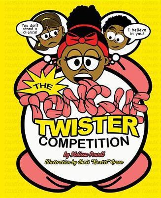 The Tongue Twister Competition by Melissa Powell image