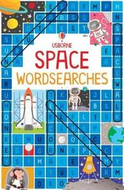 Space Wordsearches by Phillip Clarke