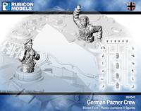 Rubicon 1/56 German Panzer Crew