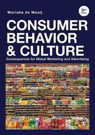 Consumer Behavior and Culture by Marieke de Mooij
