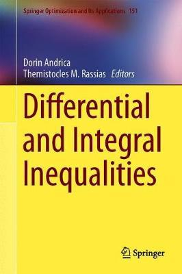 Differential and Integral Inequalities image