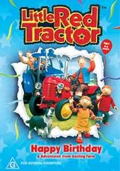 Little Red Tractor: Happy Birthday on DVD