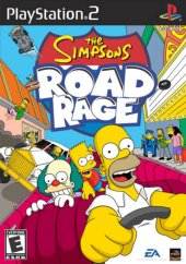 The Simpsons Road Rage for PlayStation 2