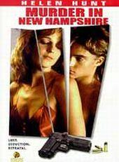 Murder In New Hampshire on DVD