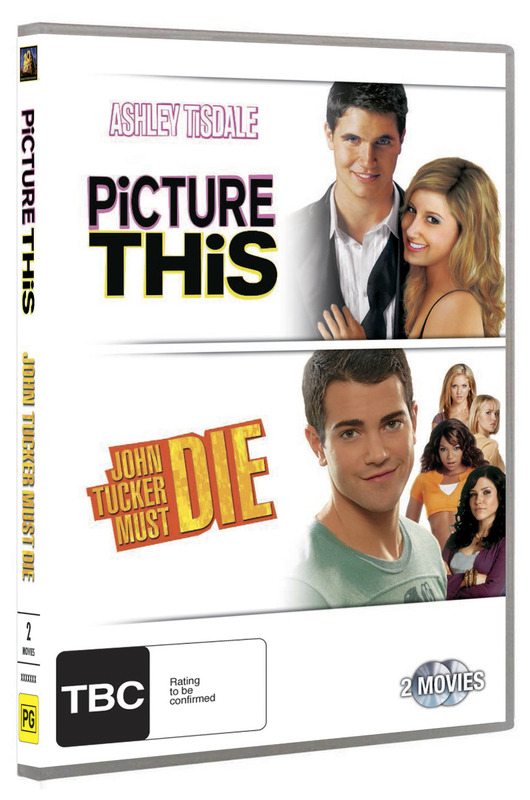 John Tucker Must Die / Picture This (2 Disc Set) on DVD