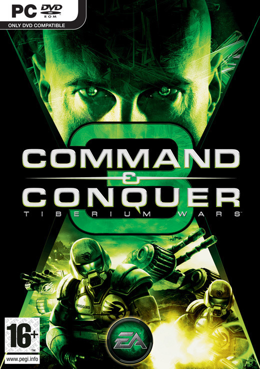 Command & Conquer 3: Tiberium Wars for PC Games