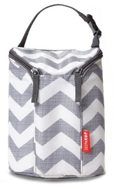 Skip Hop: Double Bottle Bag - Chevron