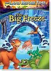 Land Before Time 8 - The Big Freeze on DVD