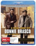Donnie Brasco - Extended Edition on Blu-ray