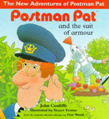 Postman Pat and the Suit of Armour by John Cunliffe image