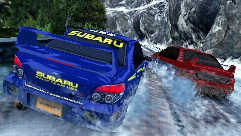 Sega Rally for PSP image