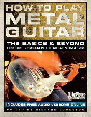 How to Play Metal Guitar image