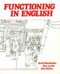 Functioning in English by David Mendelsohn image