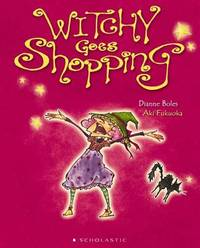 Witchy Goes Shopping by Dianne Boles image