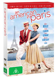 An American in Paris - Two-Disc Special Edition (2 Disc Set) on DVD