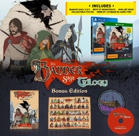 The Banner Saga Trilogy Bonus Edition for PS4