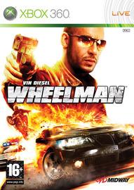 The Wheelman for X360 image