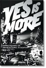 Yes is More. An Archicomic on Architectural Evolution by unknown image