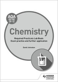 AQA GCSE (9-1) Chemistry Student Lab Book by David Johnston image