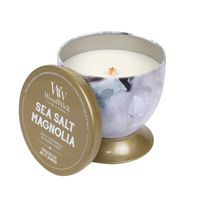 Woodwick Artisan Gallerie Candle - Sea Salt Magnolia