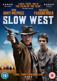 Slow West on DVD