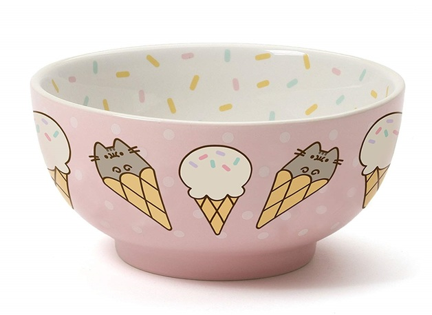 Pusheen: Snack Bowl - Ice Cream (14cm)
