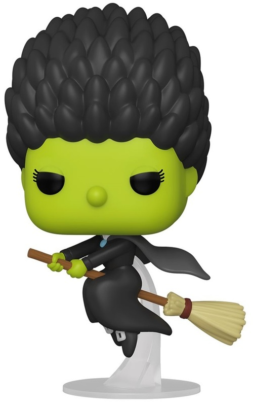 The Simpsons: Marge (Witch) - Pop! Vinyl Figure