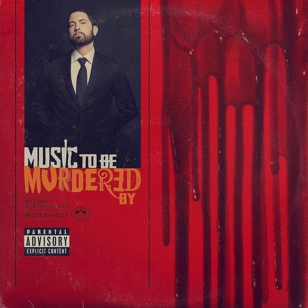 Music To Be Murdered By by Eminem