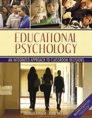 Educational Psychology: An Integrated Approach to Classroom Decisions by John McClure image