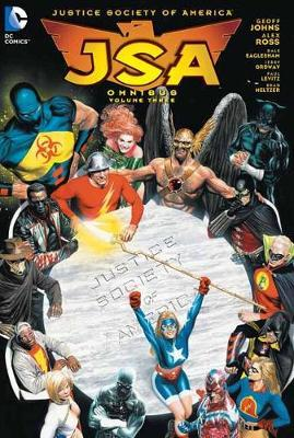 JSA Omnibus Vol. 3 by Geoff Johns