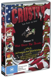 Crusty Demons: Volume 4 - God Bless The Freaks on DVD image
