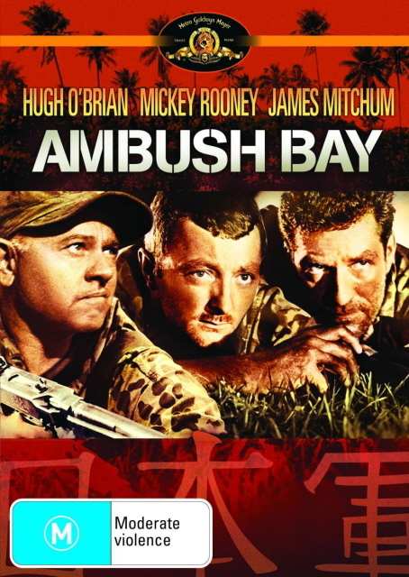 Ambush Bay on DVD